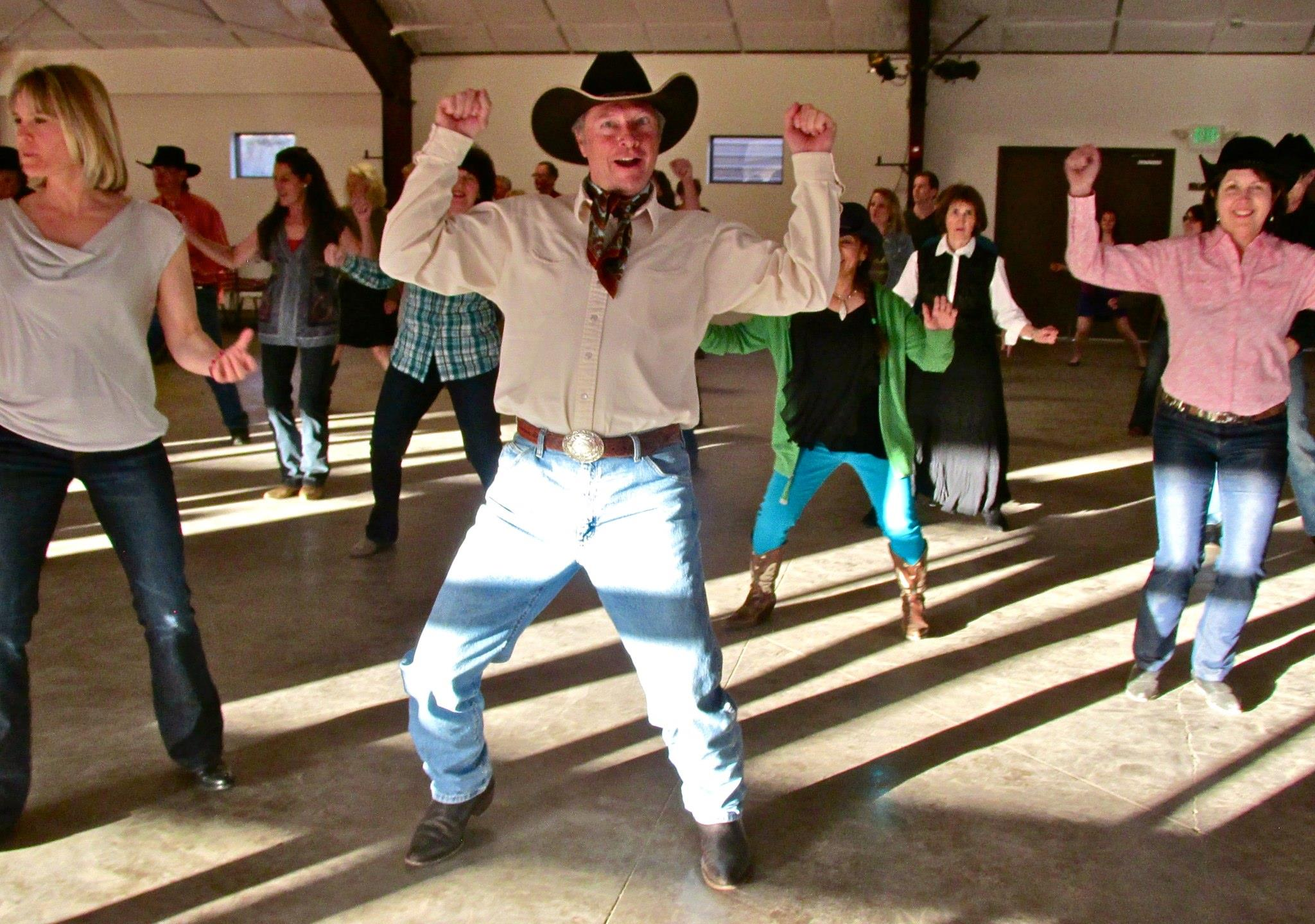 First Thursday Country Western Dance - 4 Eagle Ranch