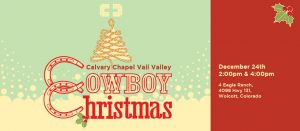 Christmas Eve Church Services Vail